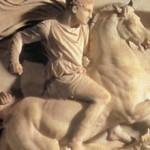 Инциат — легенда о лошади императора