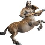 Кентавр: описание легенды о лошади и картинки