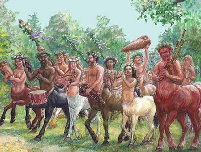 Группа кентавров